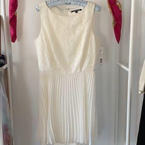 Beatrice off white Dress